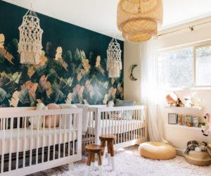 Create A E That Reflects Your Style In Fun And Friendly Way Time To Start Looking At Wallpaper Choosing Favorite For The Nursery
