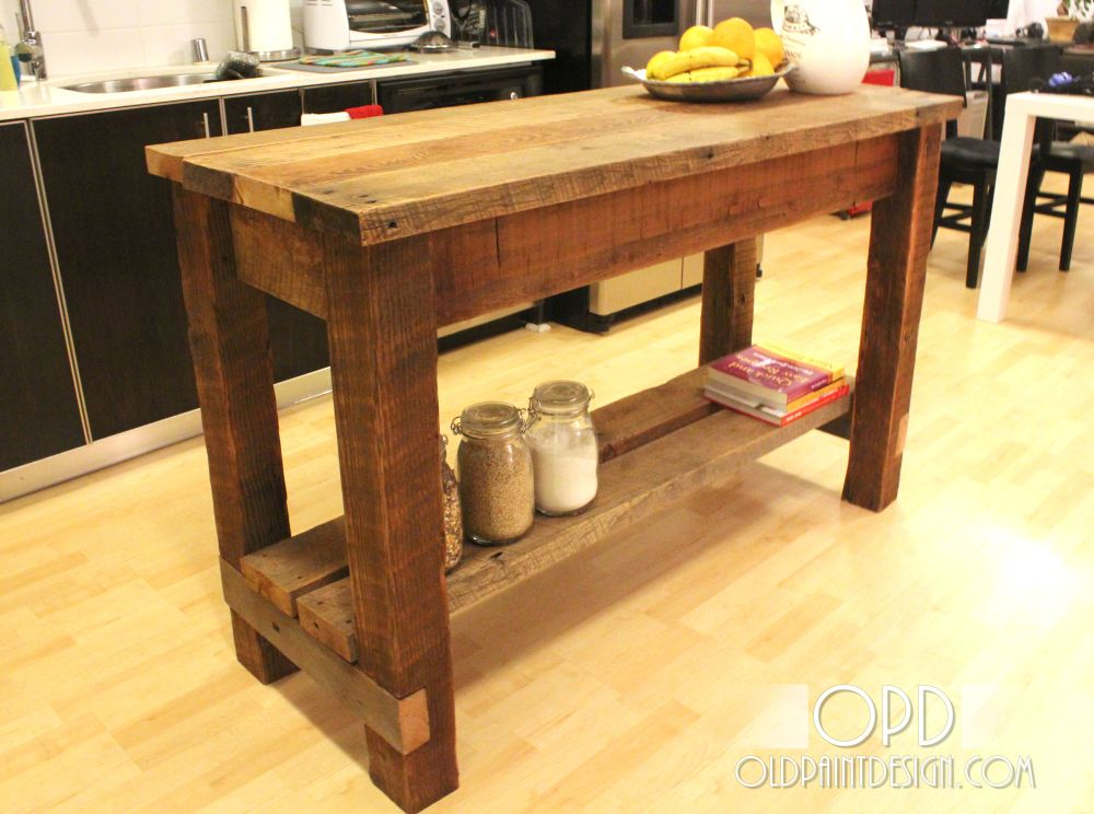 How To Create Plans For The Kitchen Island Of Your Dreams