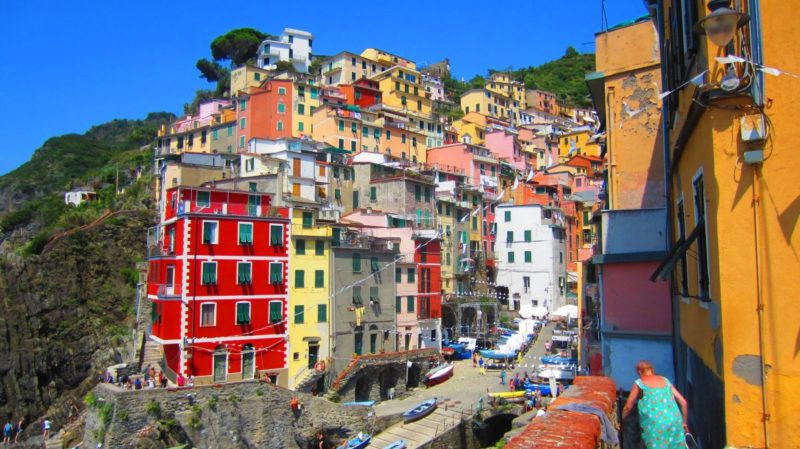 The Cities With The Most Colorful Houses In The World