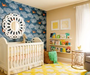 Nursery Bookshelf Concept With Cute And Playful Designs