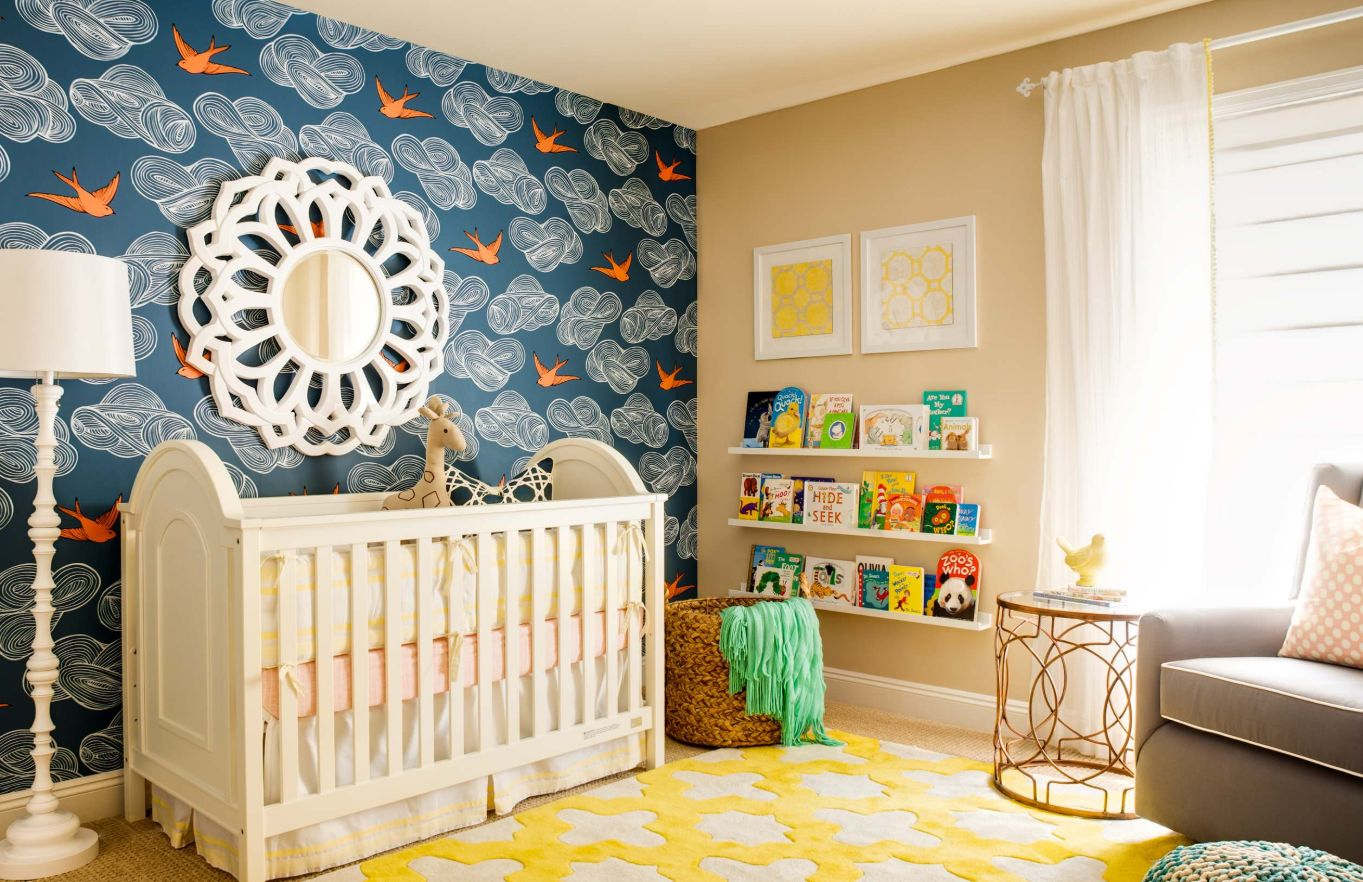 Nursery Bookshelf Ideas With Cute And Playful Designs