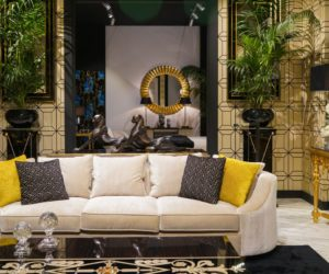 Decorating with gold accents for interior design
