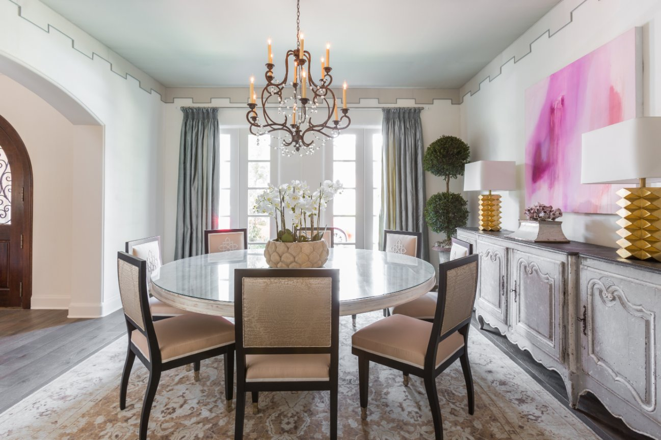 World Class Homes Are Created By Houston S Top Interior Designers