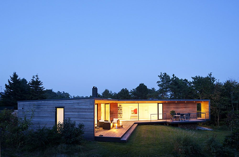 The Flat Roof House - An Ancient Style Turned Modern