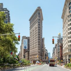 Flatiron Building NYC Landmark Picture