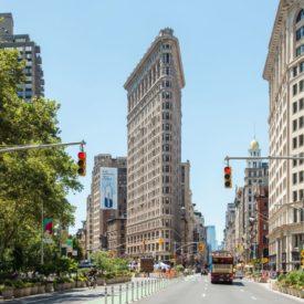 Flatiron Building NYC Landmark Picture