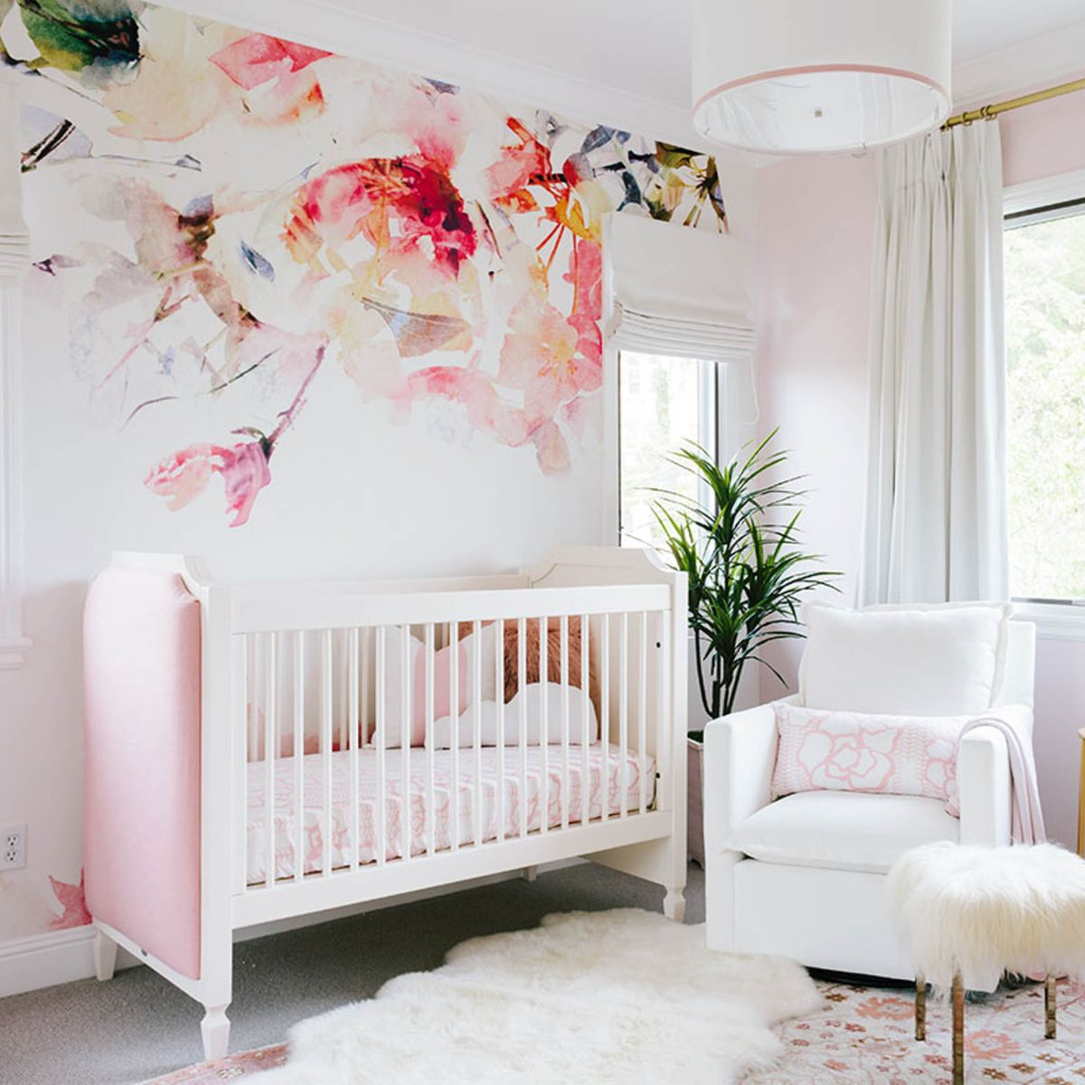 20 Best Patterns For Nursery Wallpaper
