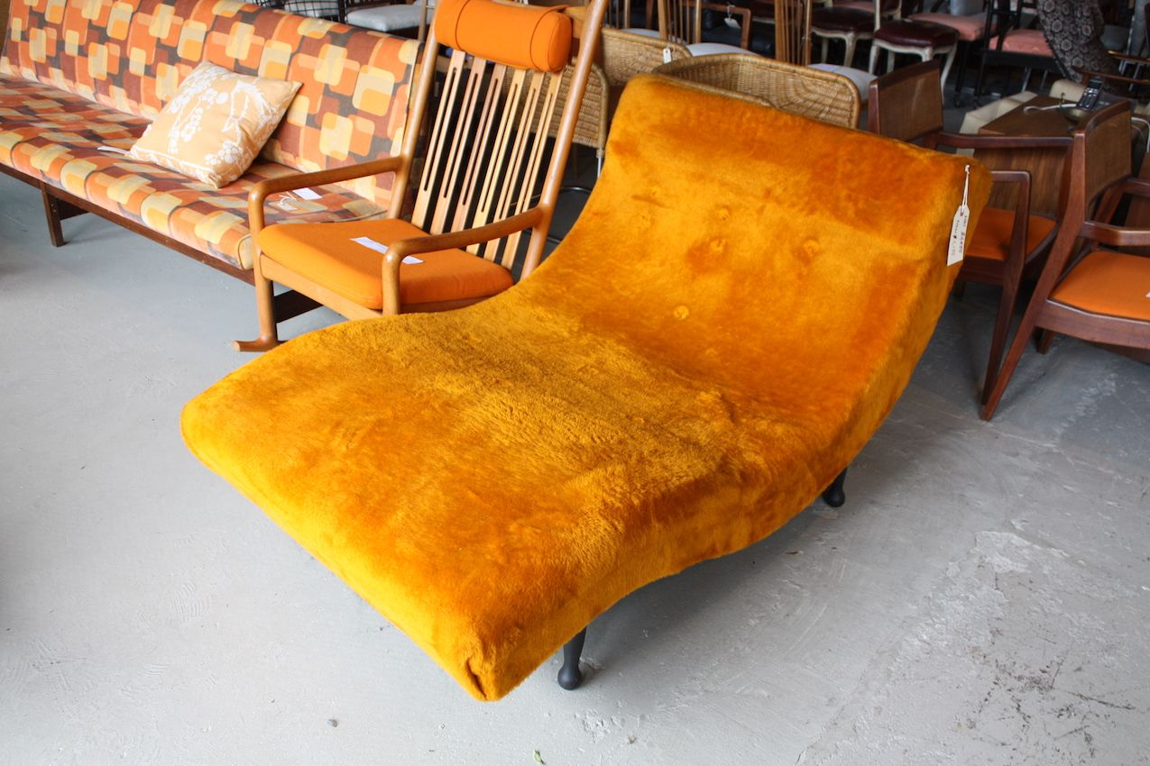 Most upholstered pieces will need to be redone, either for quality or looks.