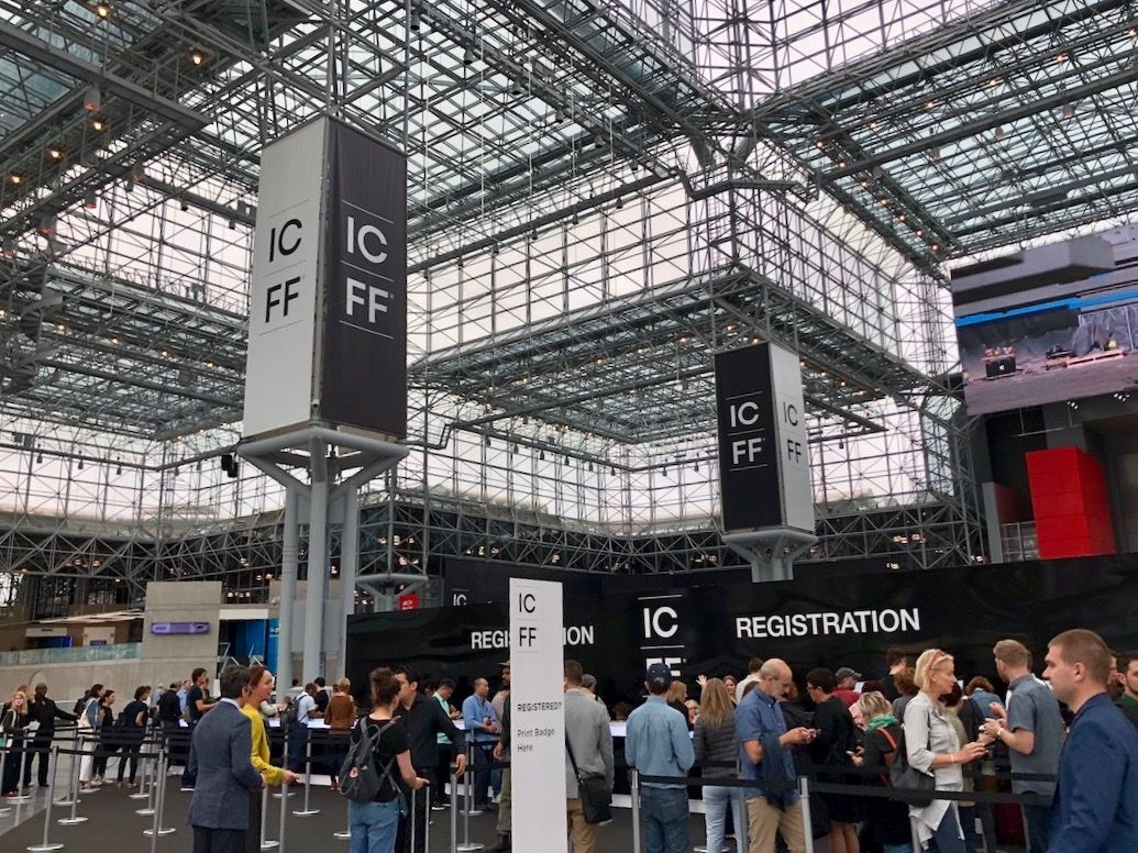 ICFF 2018 New York City