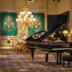 Italian baroque interior design for luxury living rooms