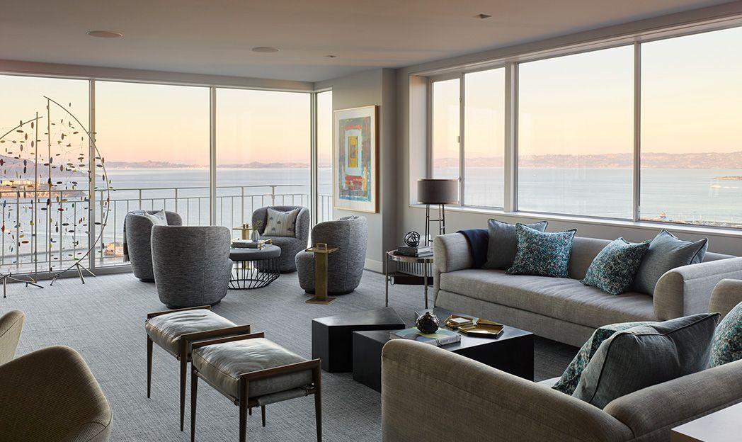Jeffers design group living room home decorating trends for Designer room decor