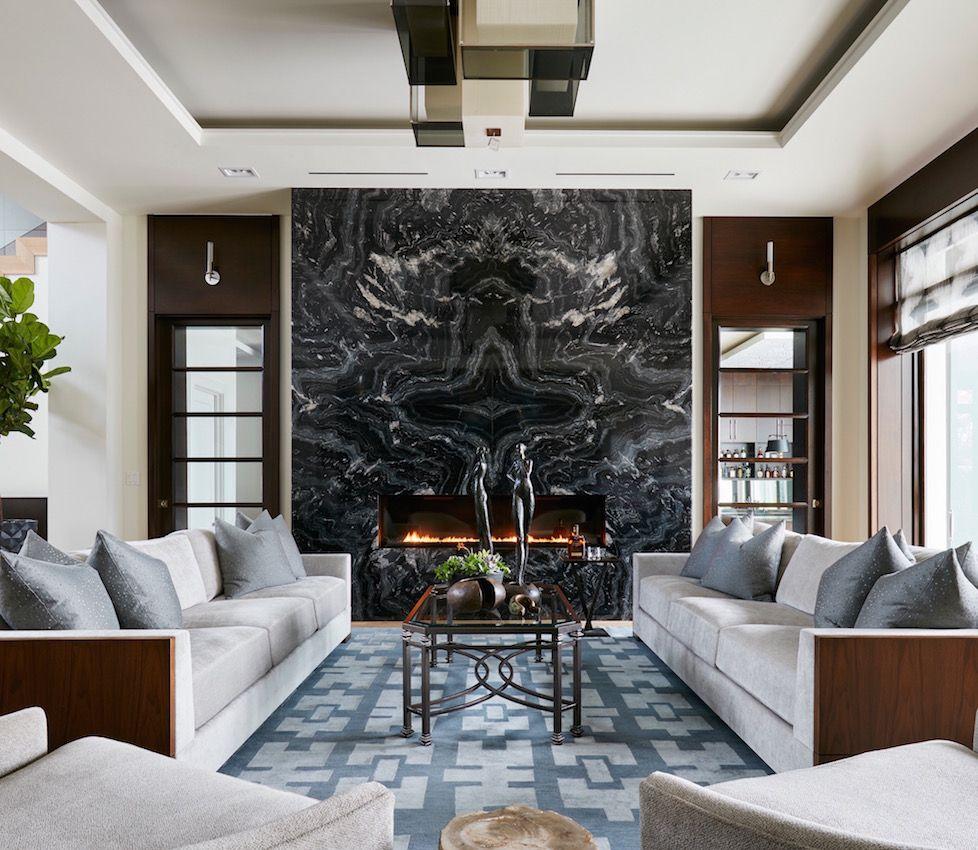 Inspired comfortable designs hallmark of top atlanta - Registered interior designer georgia ...