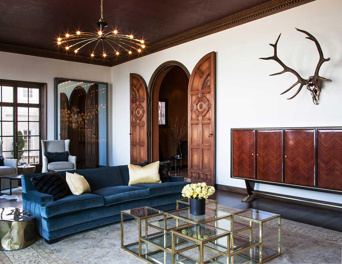 San francisco clients want style and comfort from top - Interior design san francisco bay area ...