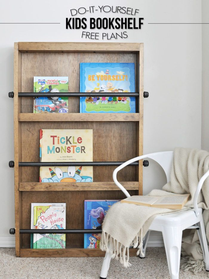diy bookshelf with beds bed drawers loft toddlers x for bunk kids bookshelves