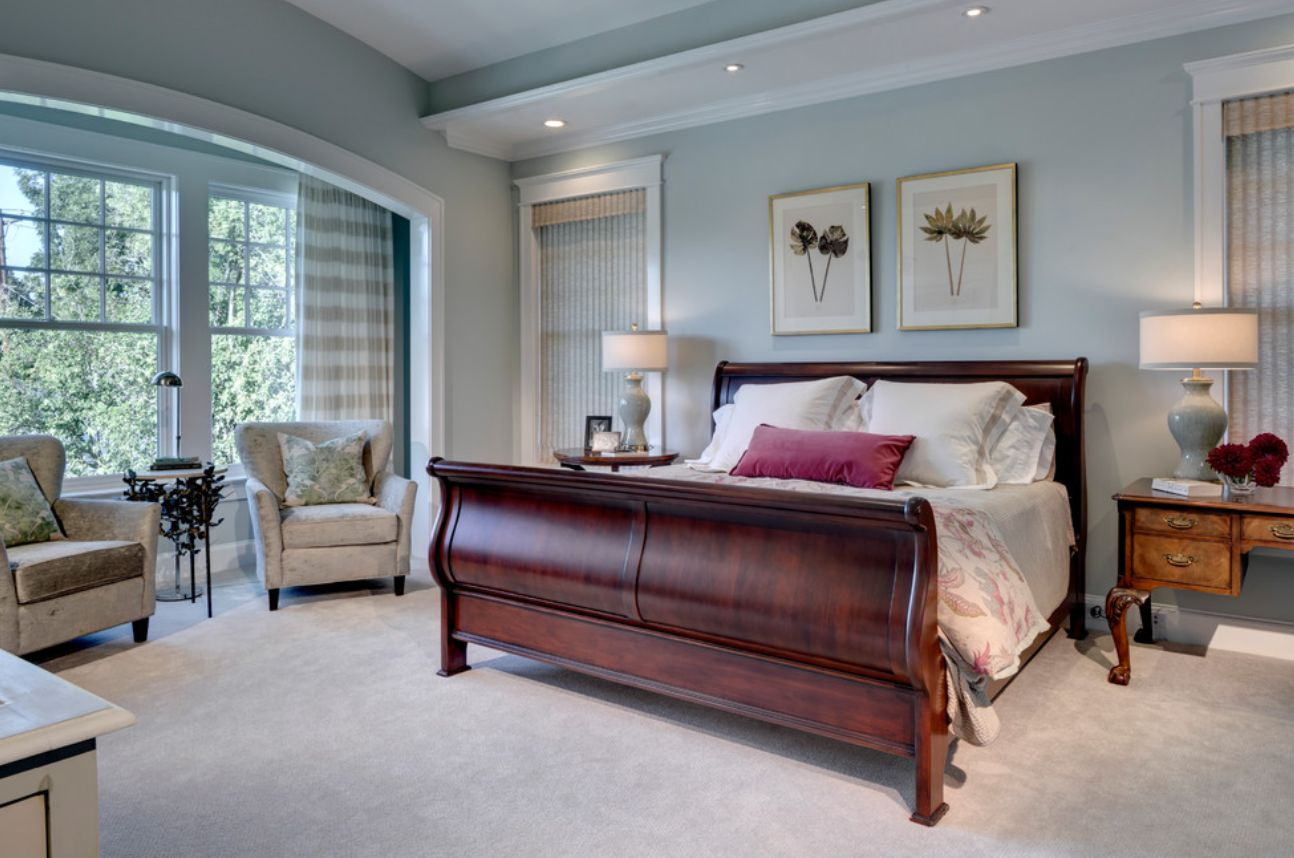 The Sleigh Bed What It Is And What It Offers
