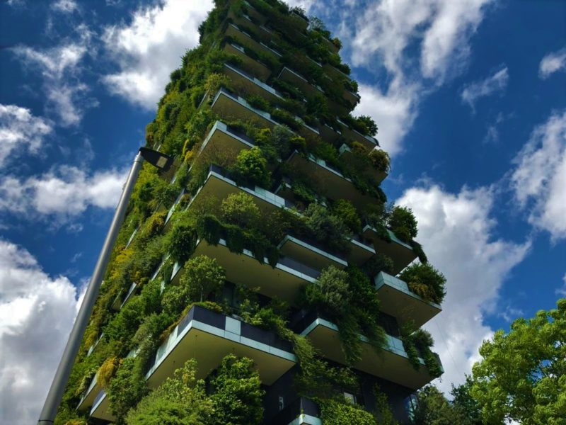 Bosco Verticale – The Amazing Green Towers That Shaped The Center of Milan