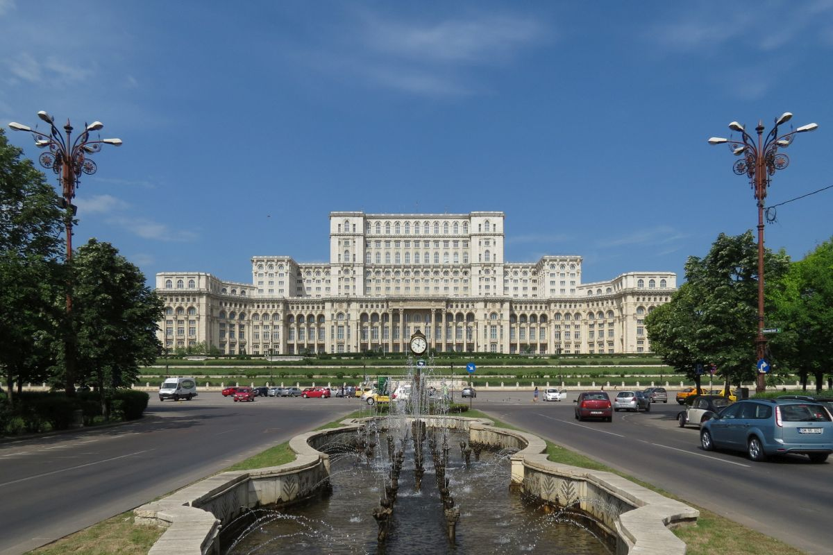 Parliament House - Bucharest, Romania
