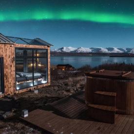 Panorama Glass Lodge Reykjavik Sky