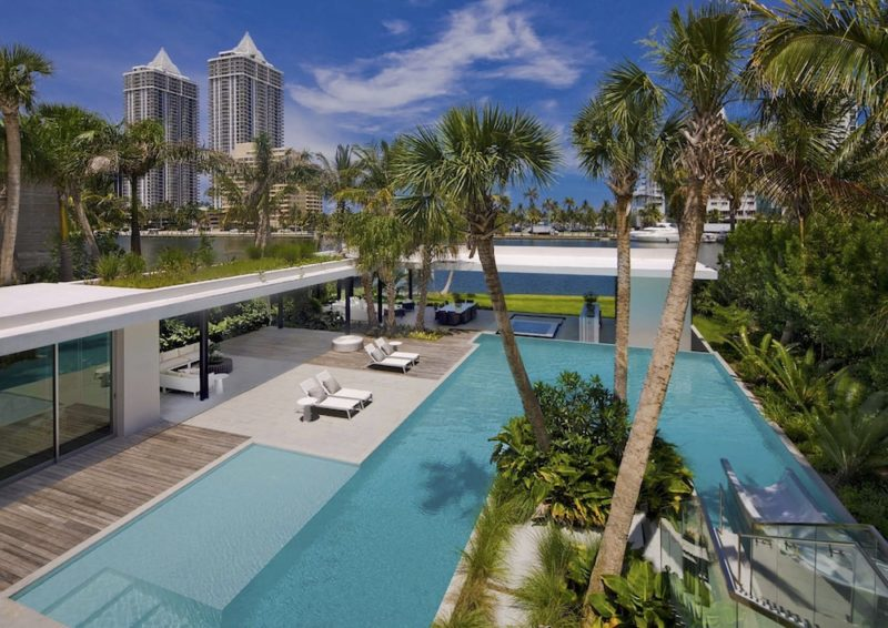 SAOTA's First Miami Project Is A Gorgeous Waterfront Residence