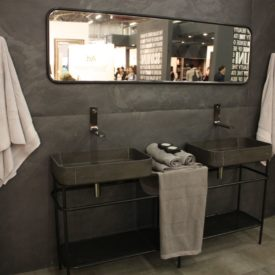 Porcelanosa bathroom Layout Design