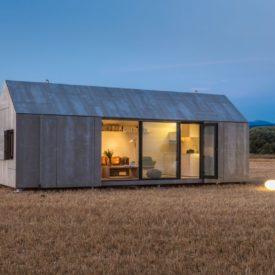 Portable House ÁPH80 Ábaton Arquitectura
