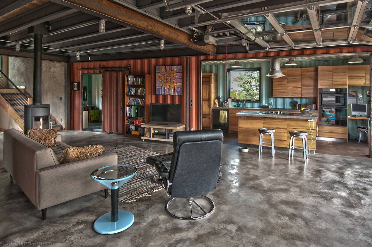 10 Amazing Shipping Container Homes Around The World