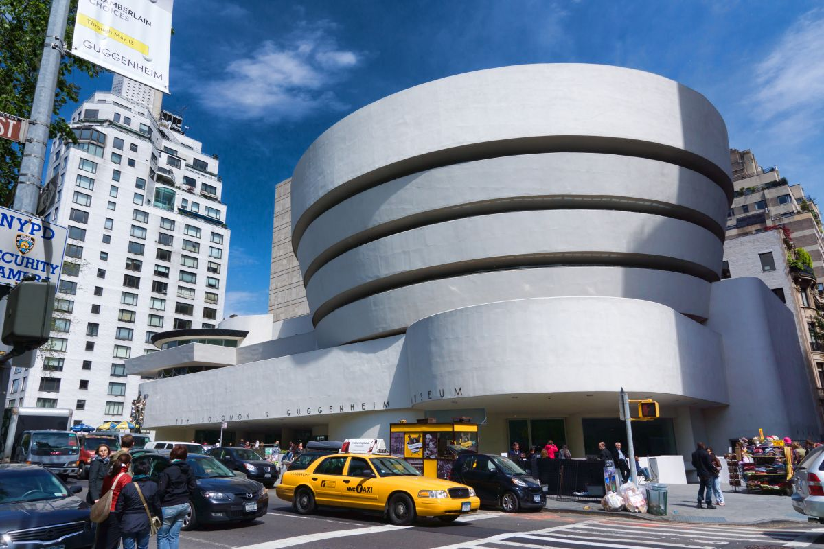 The Guggenheim — New York City, USA