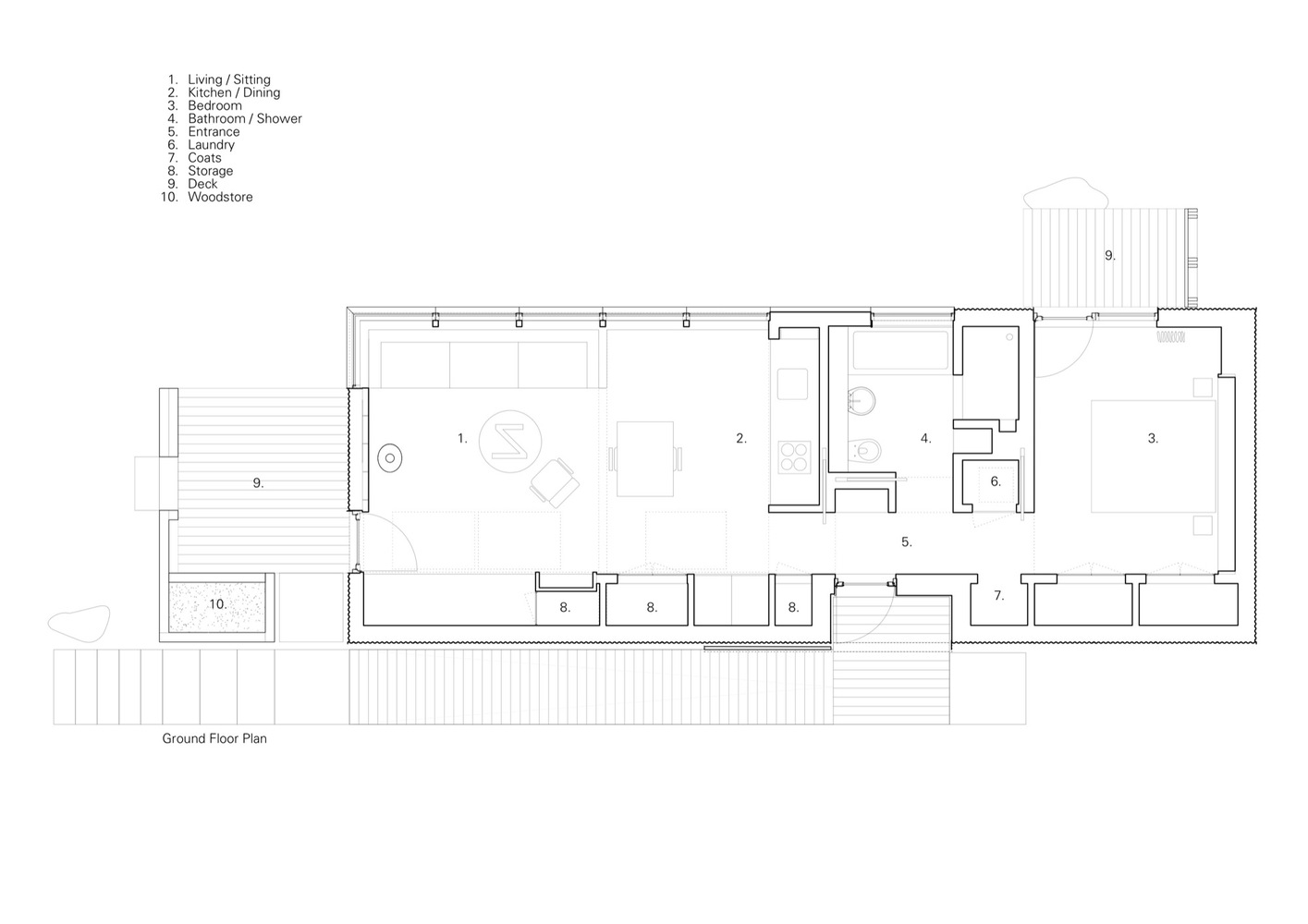 Small House Plans Under 1000 sq ft Reveal Their Secrets