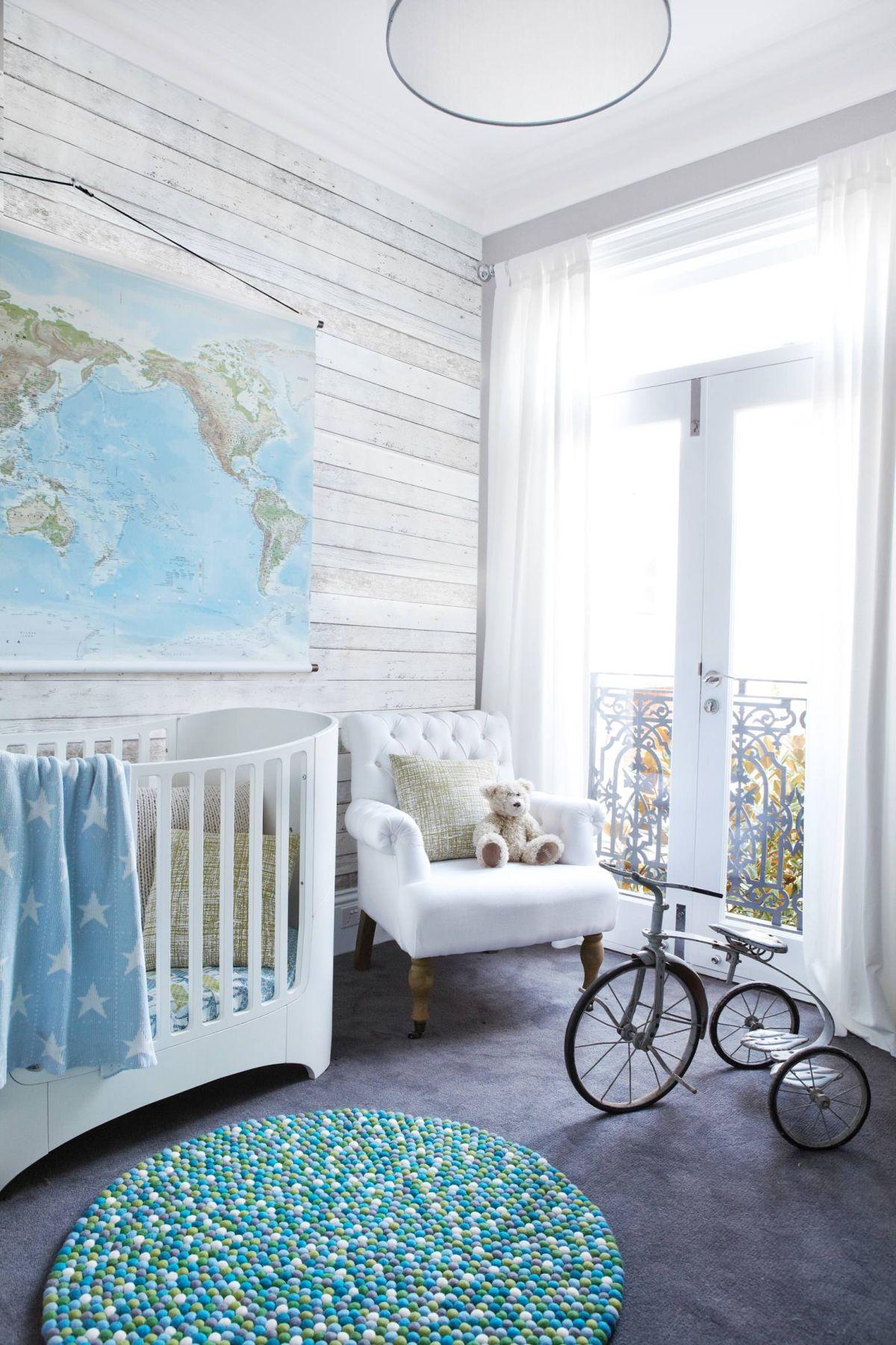 34 Best Patterns For Nursery Wallpaper - Create A Room ...