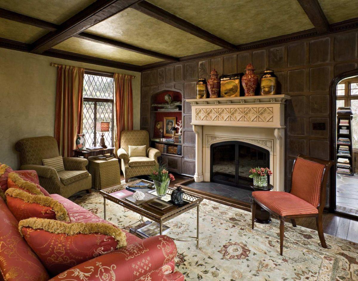 Tudor Style Home Decor and Design