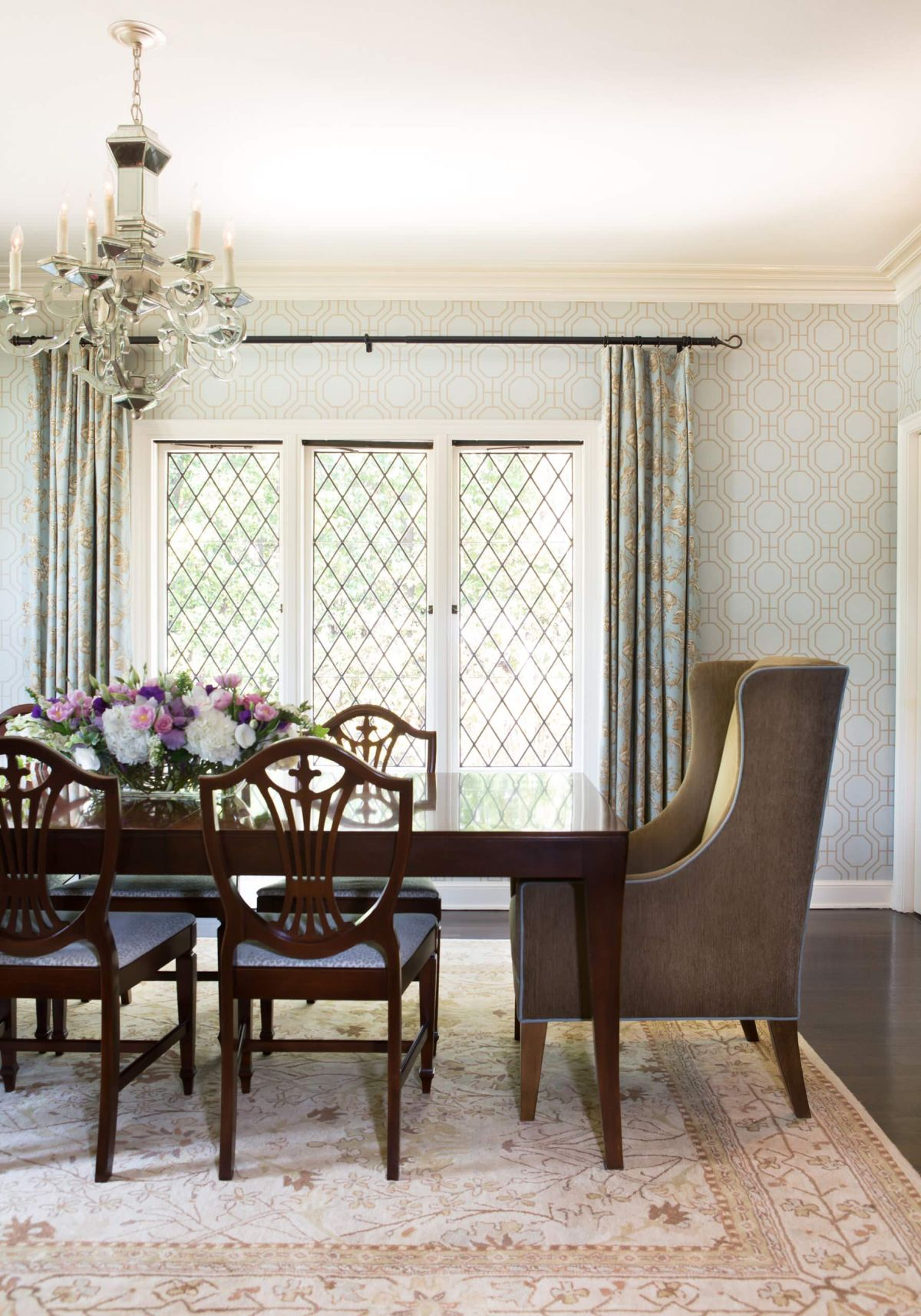 Tudor Style Home Interior Design