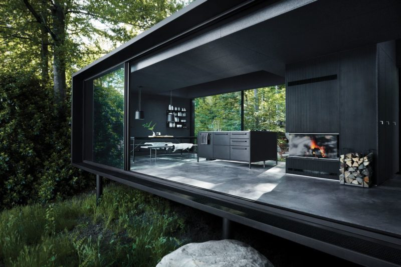 The Vipp Shelter – The Ultimate Prefab Home Comes Packed With Cool Features