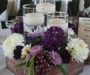 How To Craft Wood Centerpieces That Look Chic And Charming