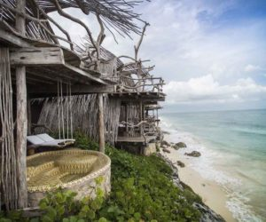 Luxuriate in Nature, Disconnect from Modern Stress at Mayan Azulik Resort