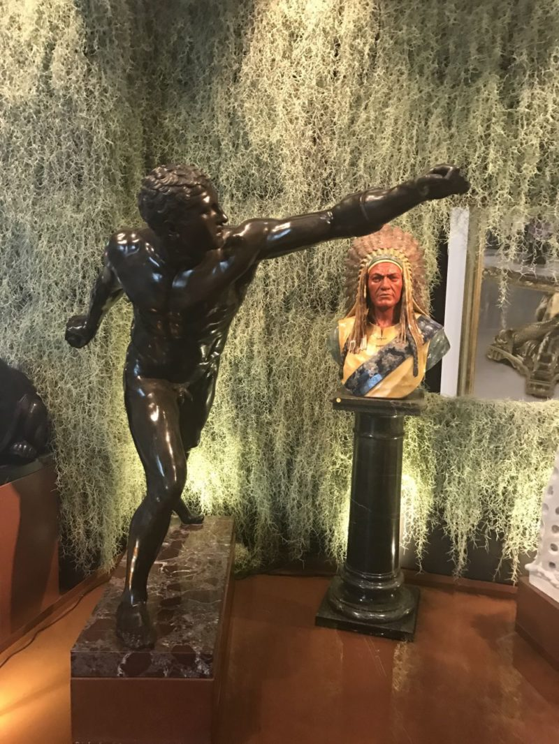 Make Your Space More Sophisticated with a Classical Statue or Bust