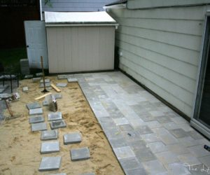 how to ensure the success of a diy paver patio project - Patio Flooring