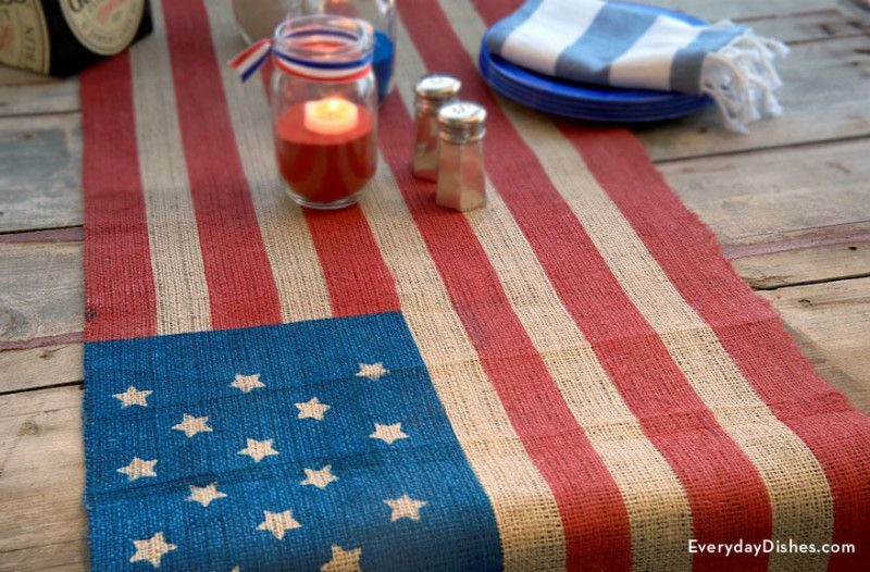 10 Patriotic 4th Of July Table Decor Concept For A Successful Party