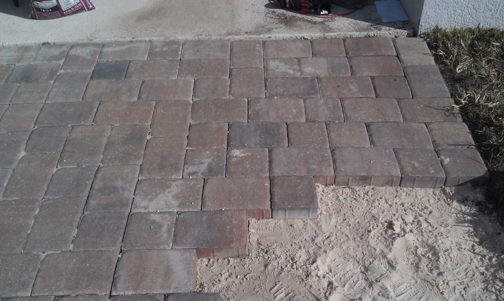 View in gallery - How To Ensure The Success Of A DIY Paver Patio Project