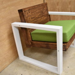 Modern DIY Chair