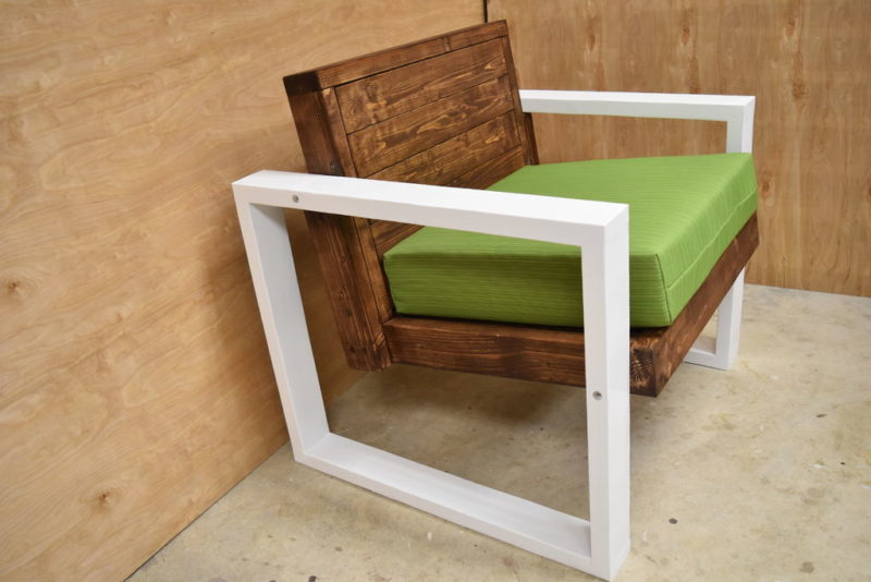 Cool DIY Chair Designs And Ideas For Beginners
