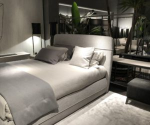 Cool Ways To Decorate With A Gray Headboard