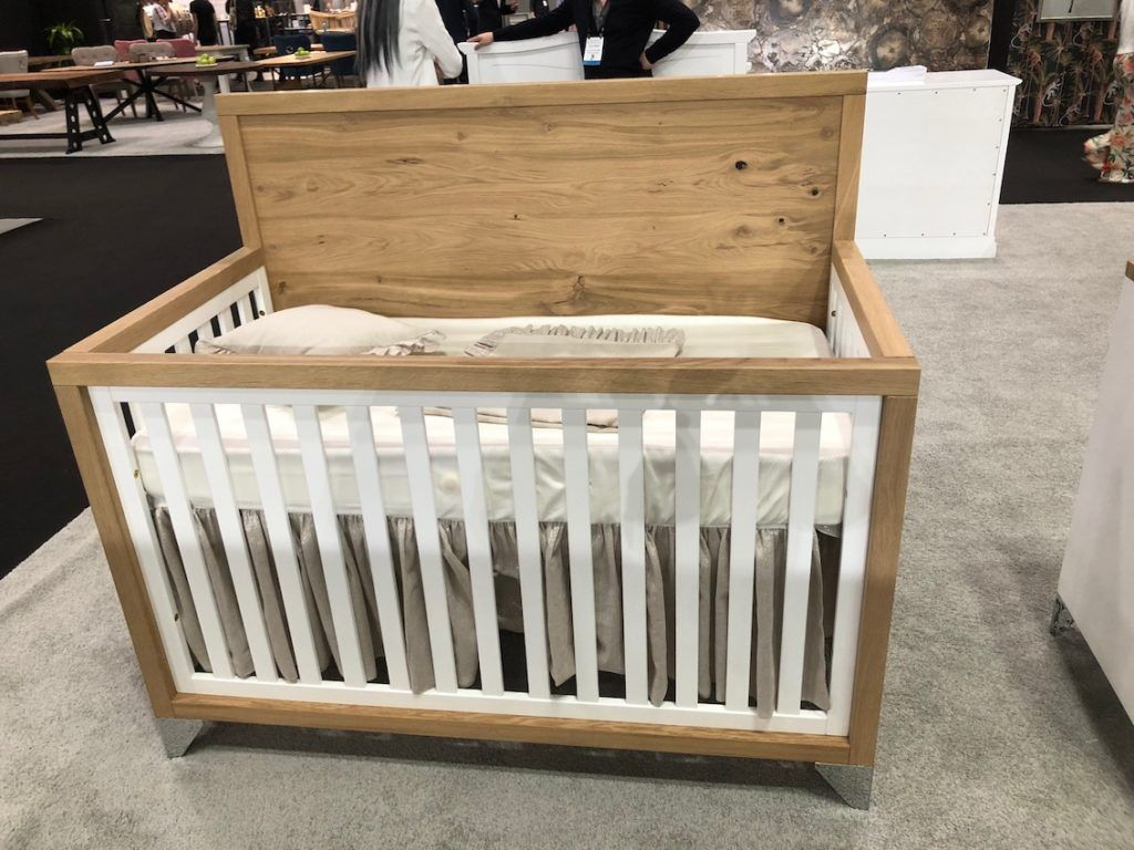 Children can grow with cool designs like this convertible bed.
