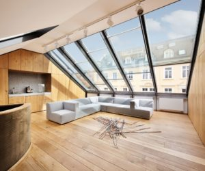 How A Skylight Window Can Add Magic To Your Home
