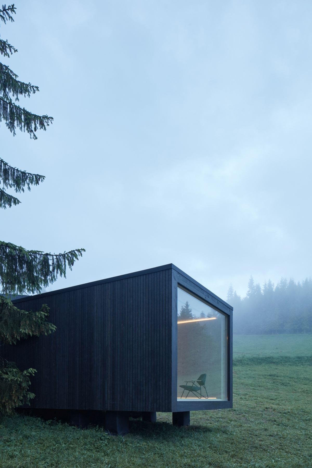 Thanks to its versatile and adaptable design, the Ark Shelter can be placed in lots of different environments