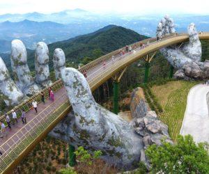 The Most Stunning And Modern Pedestrian Bridges Across The World