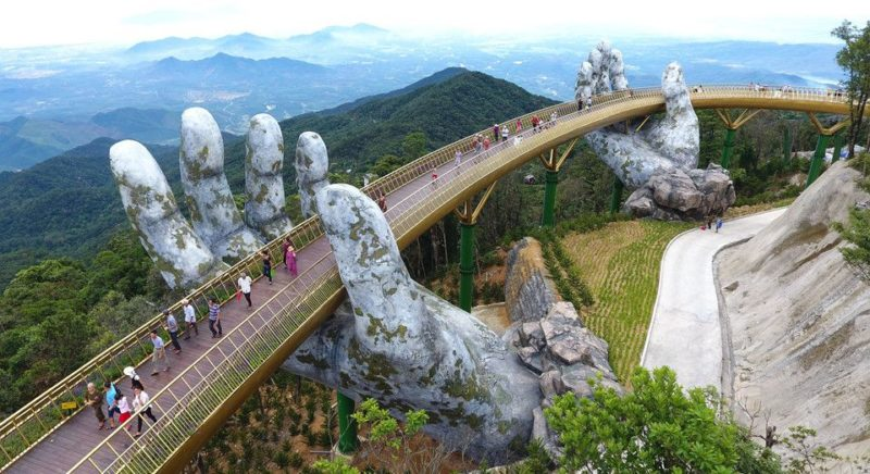 The Most Stunning And Modern Pedestrian Bridges Across The World