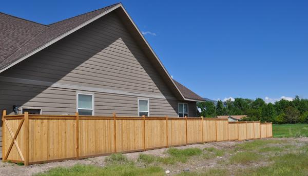 diy fence Cedar Fence