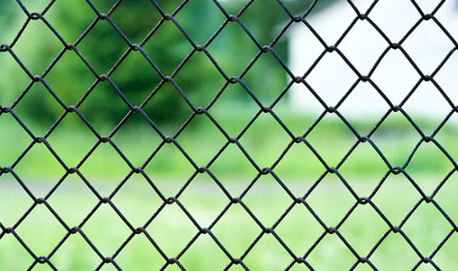 diy fence Chainlink Fence