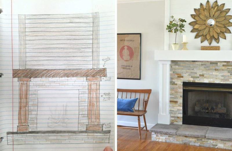 How To Build A Faux Fireplace For Your Cozy Home