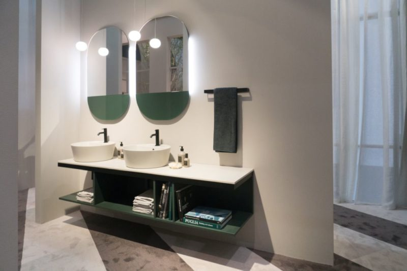Great Double Sink Vanity Ideas For Shared Bathrooms